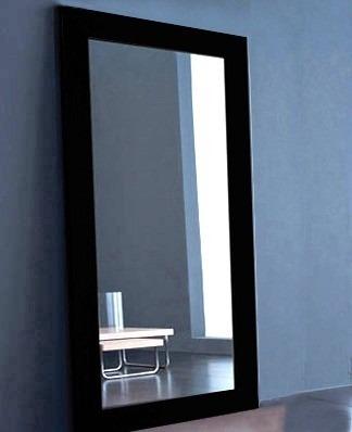 Espejos con marco de aluminio diferentes modelos y colores - Pulir llantas de aluminio a espejo ...