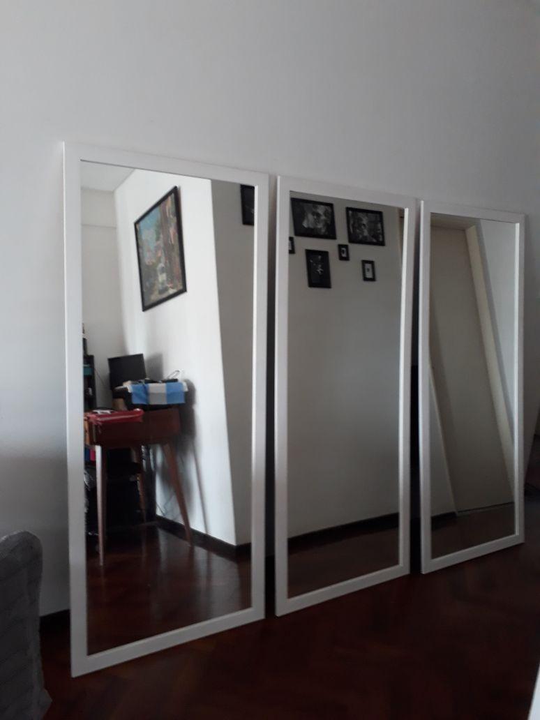 Espejos Con Marco Para Colgar Vertical Y Horizontal 1.65x70 ...