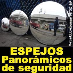 Espejos convexos para seguridad s 175 00 en mercado libre for Espejos de seguridad