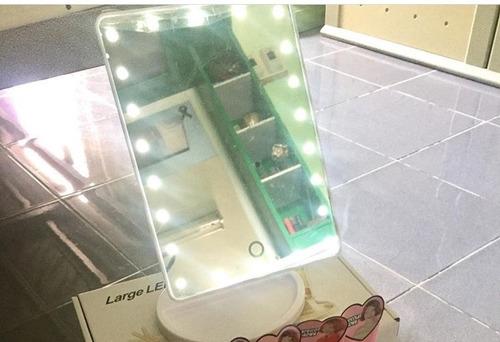 espejos de 22 luces led touch precio mayoreo