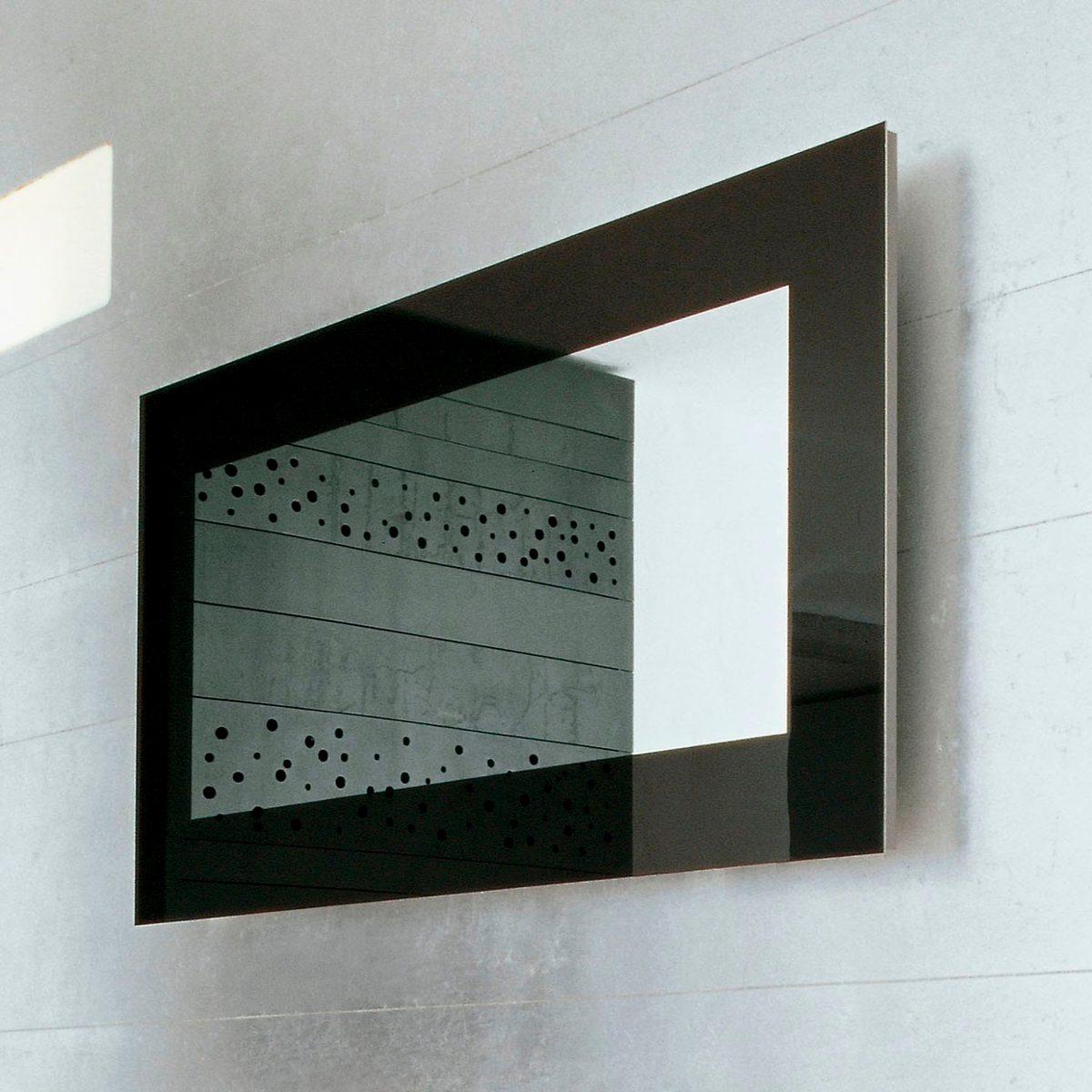Espejos de calidad con marcos de madera o sin marco s 250 for Espejos para pared grandes sin marco
