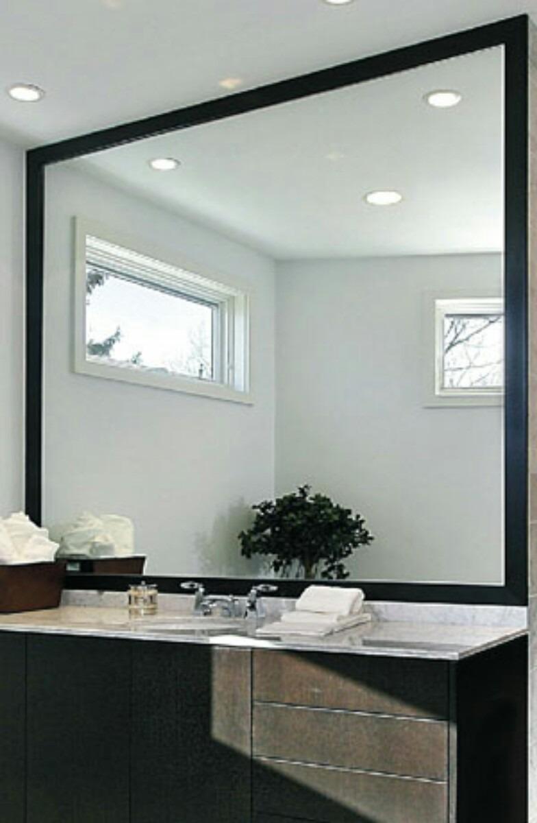 Espejos de calidad con marcos de madera o sin marco s 250 for Marcos para espejos grandes