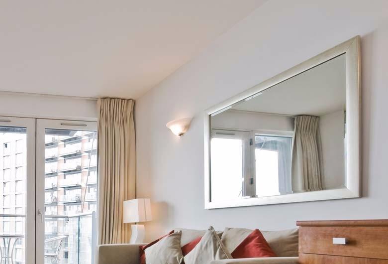 Espejos de calidad con marcos de madera o sin marco s 250 for Espejos grandes sin marco