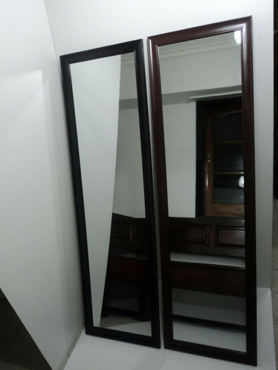 espejos de calidad con marcos de madera o sin marco s
