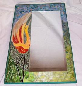 espejos de diseo en mosaicos
