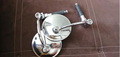 espejos de motocicleta vento rocketman sport 250