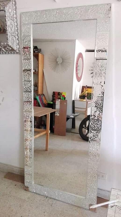 Espejos Decorativo Para Baño Cuarto Sala Todas Las Medidas.