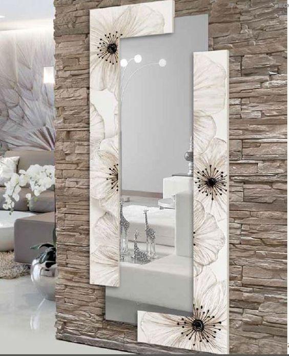 Espejos decorativos peluqueria recibidor bs for Espejos de pared decorativos baratos