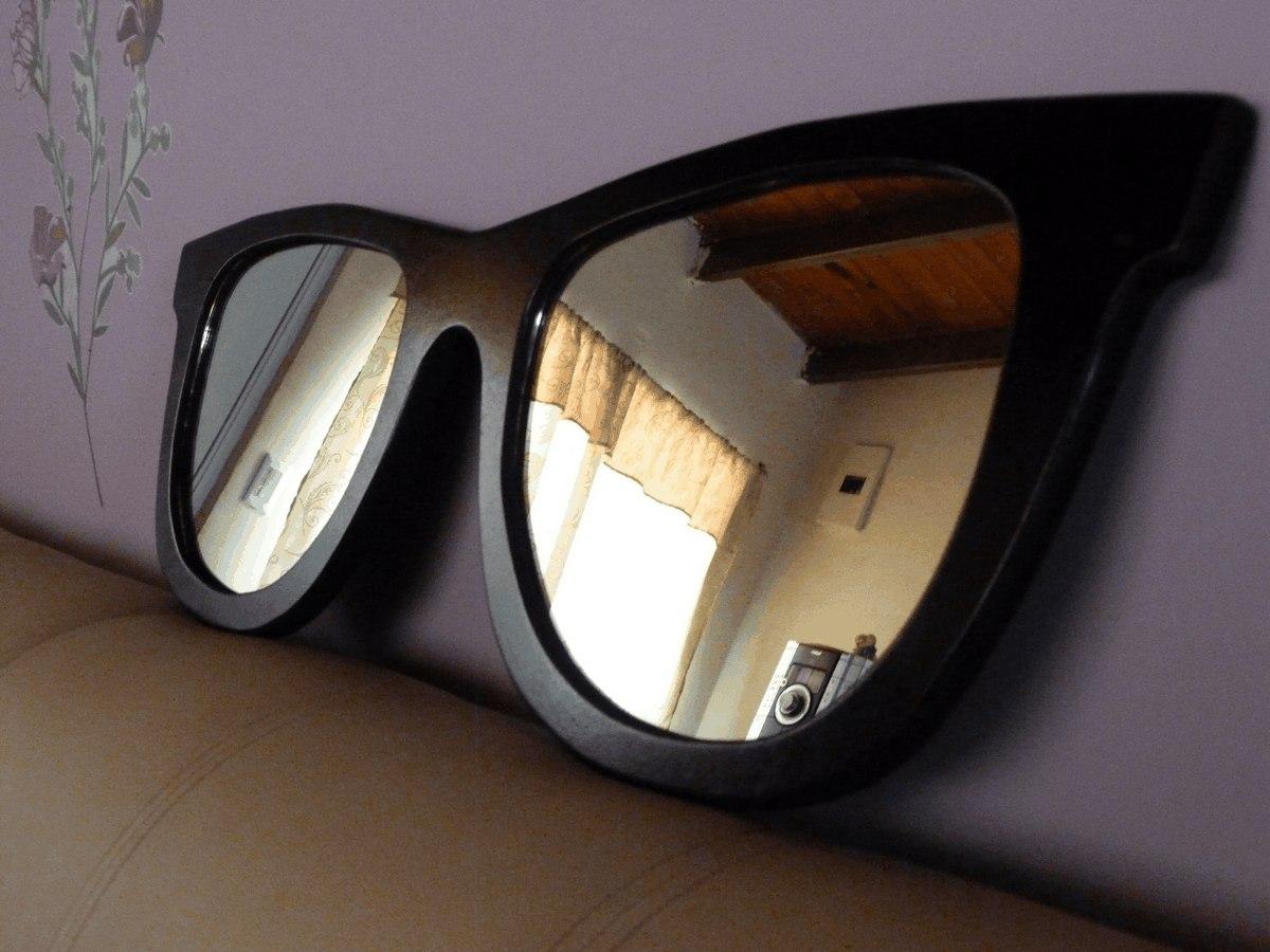 Espejos en forma de lentes bs 140 00 en mercado libre - Formas de espejos ...