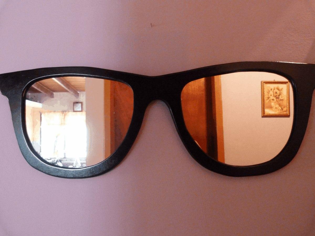 Espejos en forma de lentes bs en mercado libre for Donde venden espejos