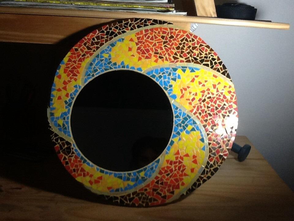 espejos en mosaico artstico mosaiquismo a pedido