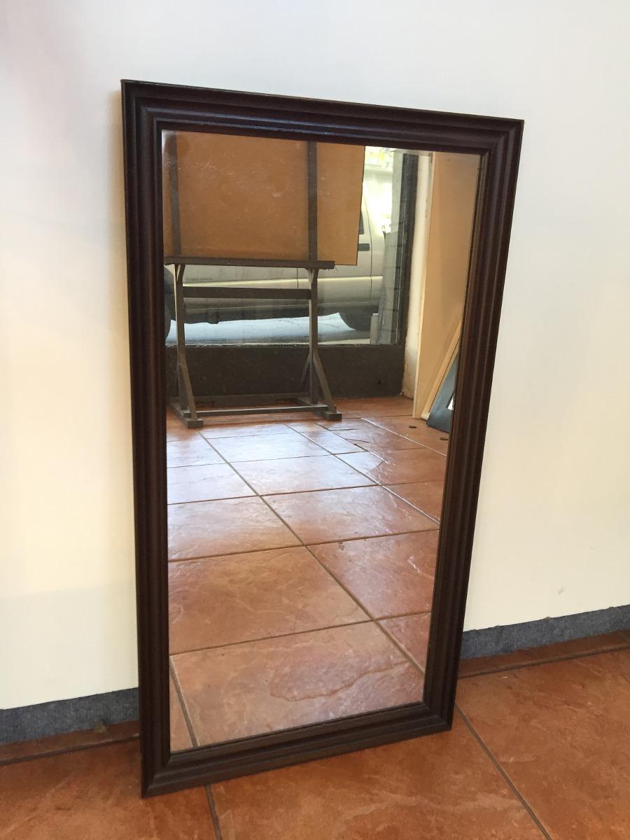 Espejos enmarcados 900 00 en mercado libre for Donde venden espejos