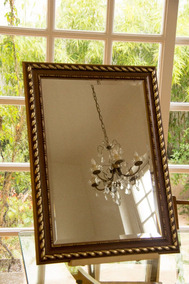 Molduras De Madera Decorativas Para Muebles Espejos En
