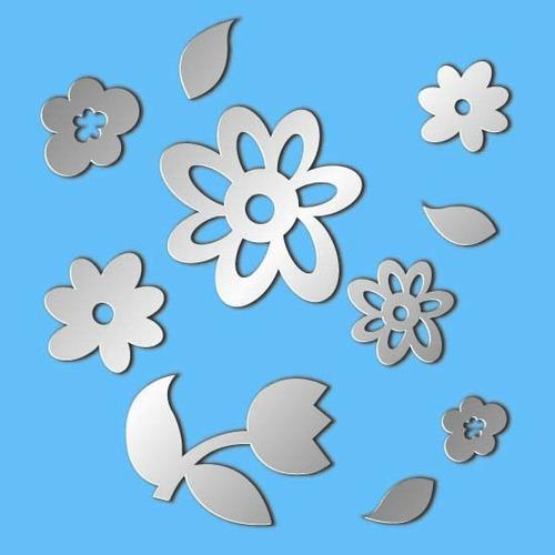 espejos flores , detalles minimalistas, diseños  modernos