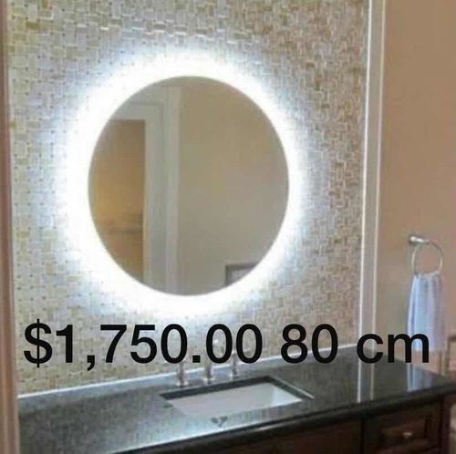espejos leds