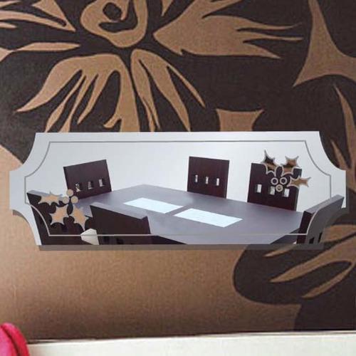 espejos minimalistas 15 cms, figuras decorativas y creativas