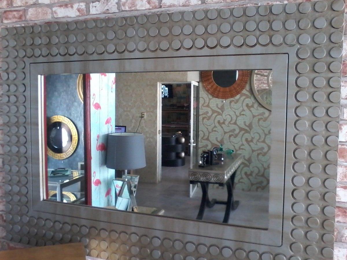 Credenzas Modernas En Espejo : Espejos modernos de alta decoracion 005 $ 2 390.00 en mercado libre