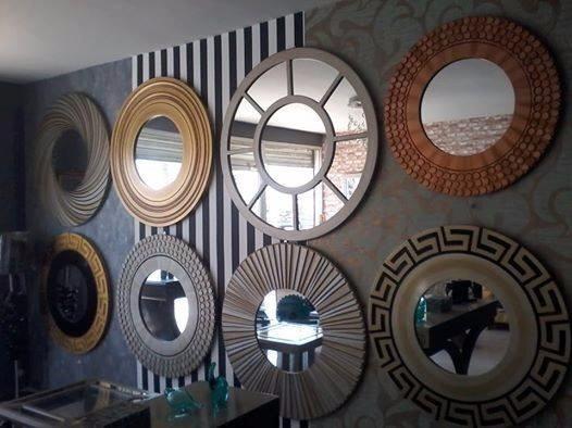 Espejos Modernos De Alta Decoracion 005 239000 En Mercado Libre - Espejos-modernos