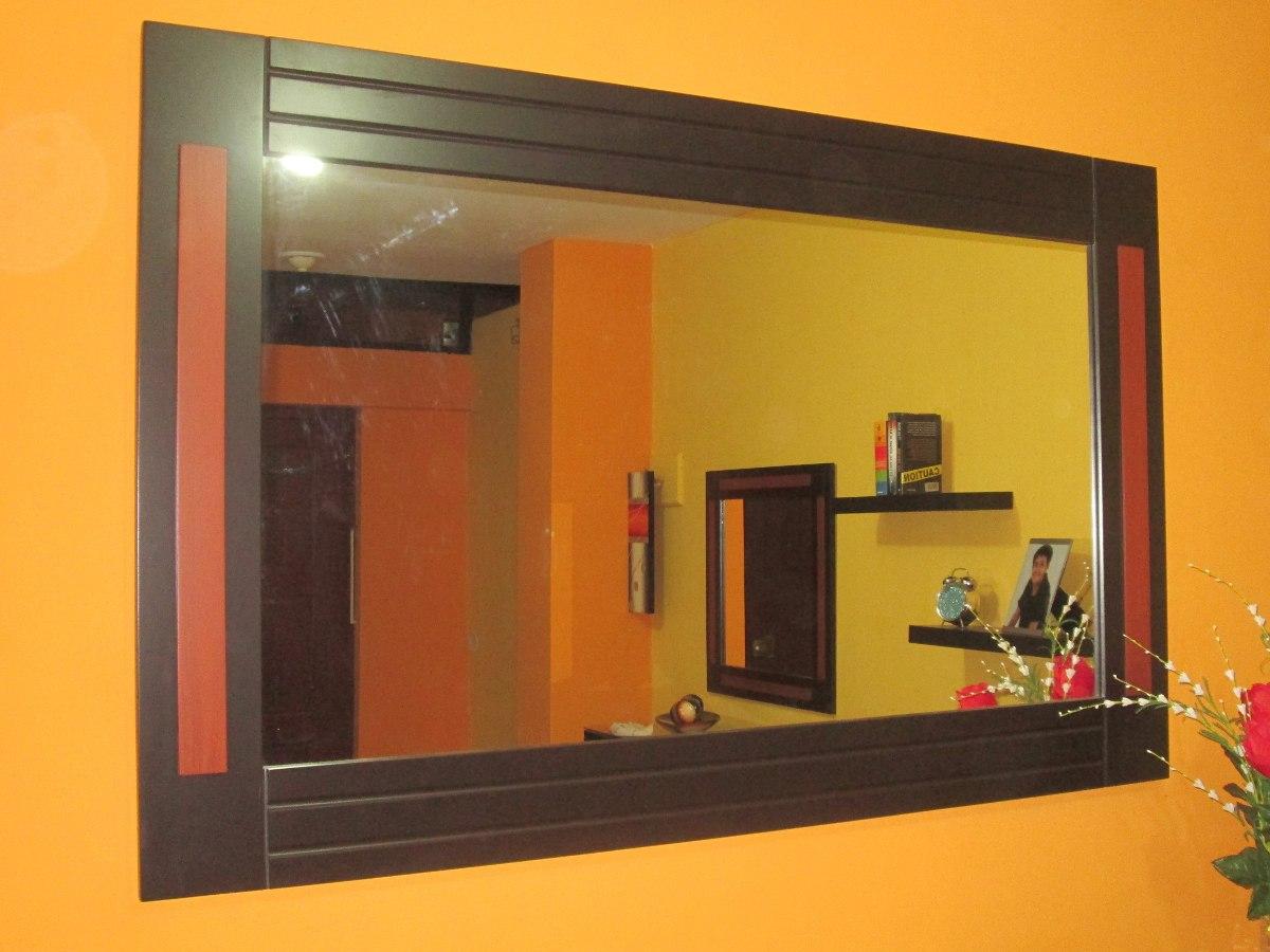 Espejos modernos de sala comedor dormitorio muebles s for Espejos rectangulares para sala
