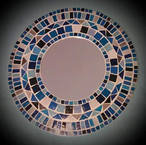 espejos mosaiquismo circulares