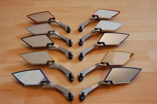 espejos moto par