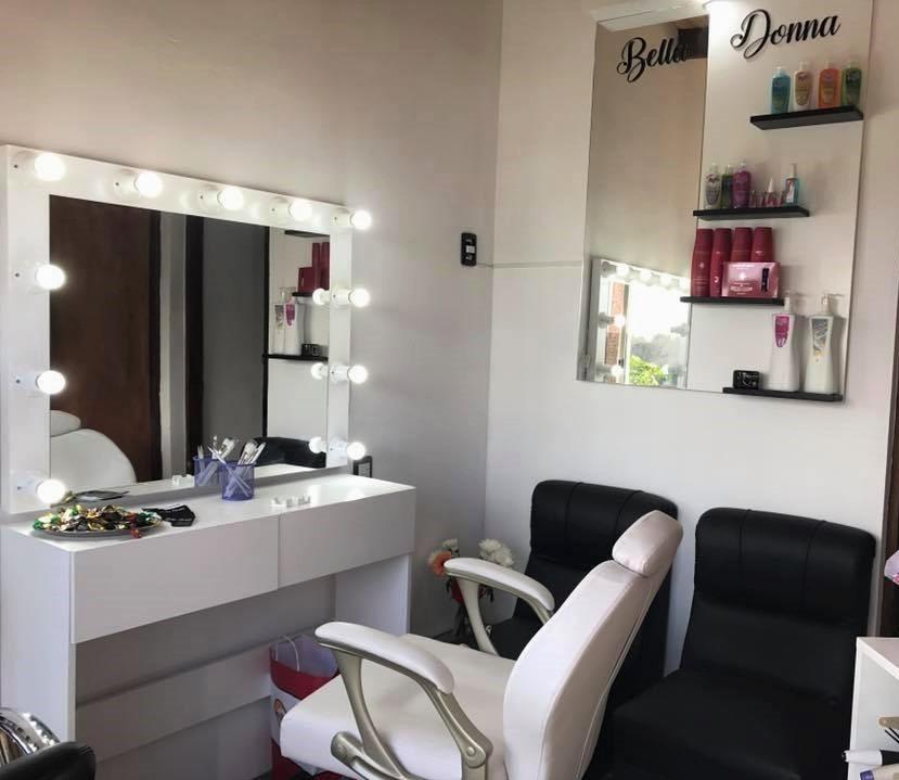 Espejos muebles para peluqueria en mercado libre for Disenos de espejos para peluqueria