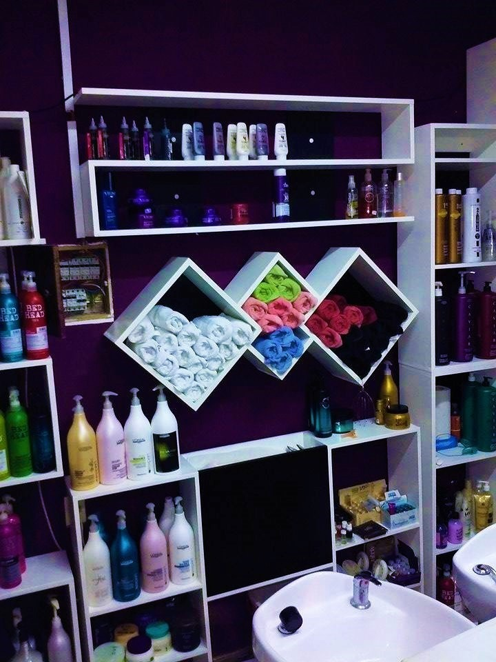 Espejos Muebles Para Peluqueria  $ 1450,00 en Mercado Libre