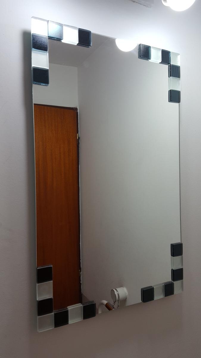 Espejos Para Baño (40 X 60cm) Living, Comedor,modernos. - $ 820,00 ...