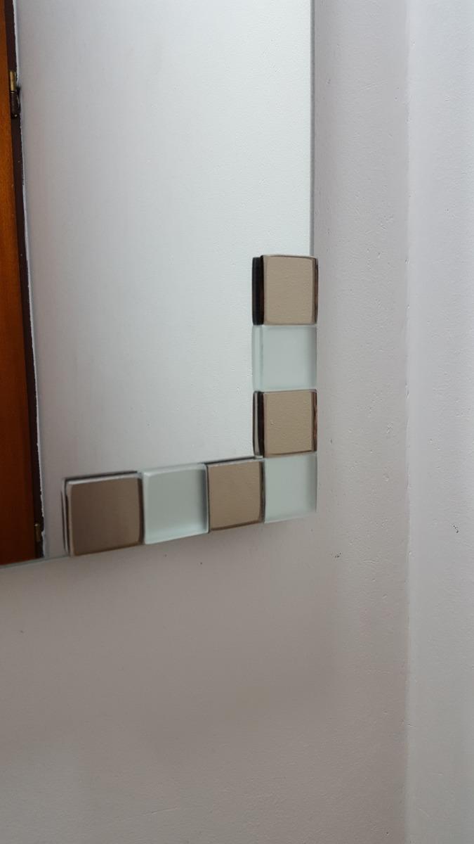 Espejos Para Baño (50 X 60cm) Living, Comedor,modernos. - $ 1.100,00 ...