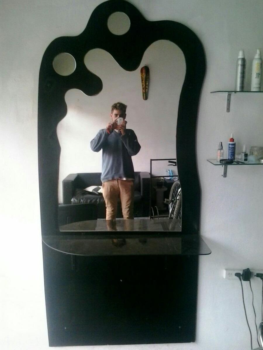 espejos para peluquera