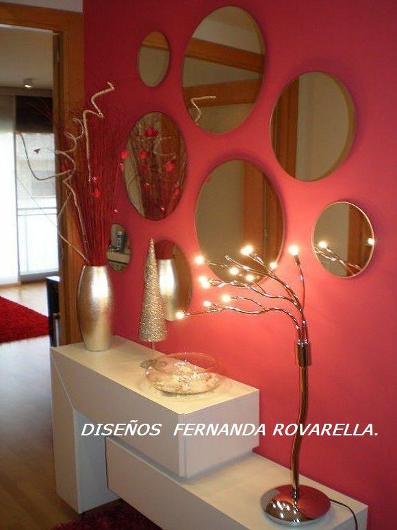 Espejos redondos 300 00 en mercado libre - Comprar espejos decorativos ...