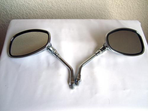 Espejos retrovisores para diversas motos en for Espejo universal para moto