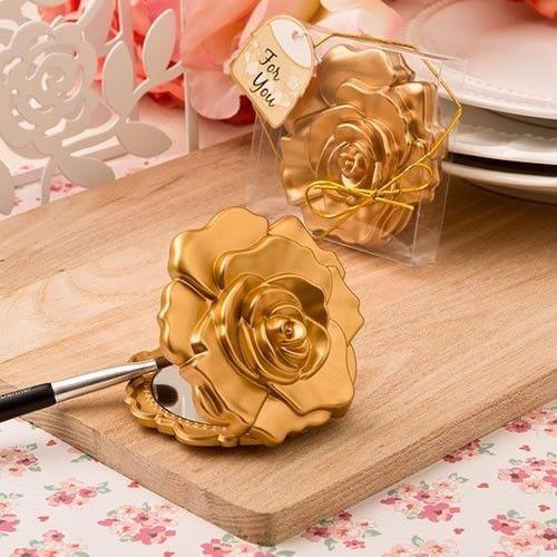 espejos rosa recuerdo boda despedida xv años envio gratis