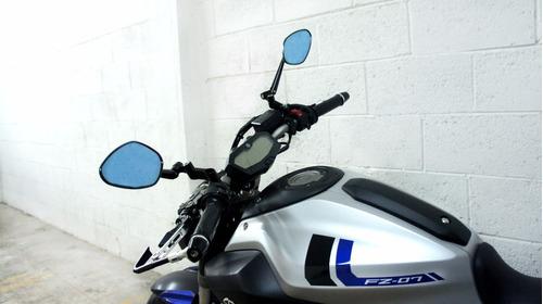 espejos touring cnc para motocicleta