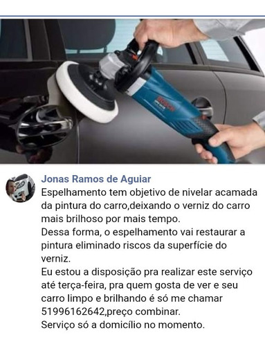 espelhamento automotivo