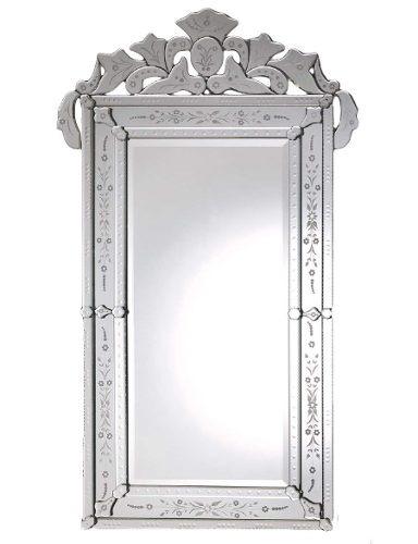 Espelho Bisote Para Quarto Retangular Grande R 119900 Em
