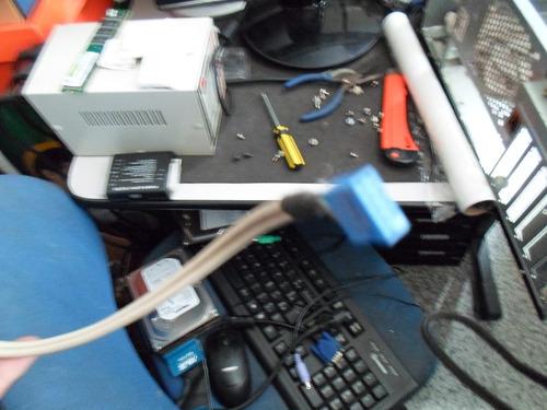 espelho com conector 2 usb-usada testada e funcionando 100%