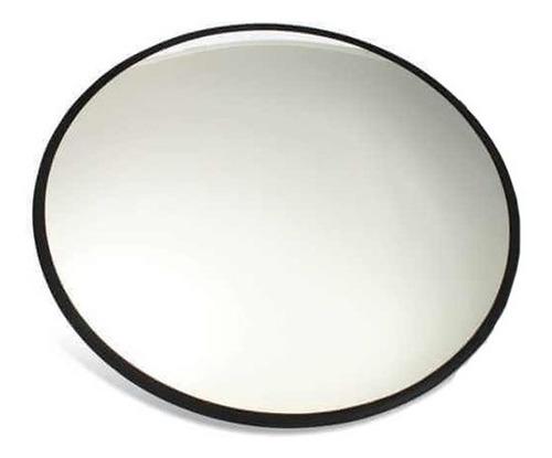 espelho de segurança convexo 40cm borracha para ponto cego