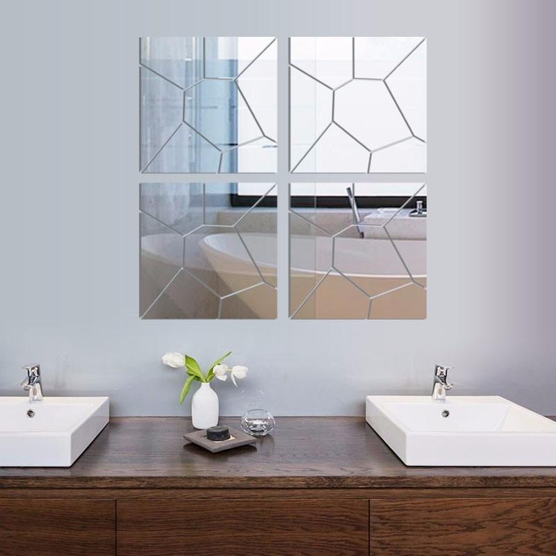 8981f2395 Espelho Decorativo Grande Acrílico 1