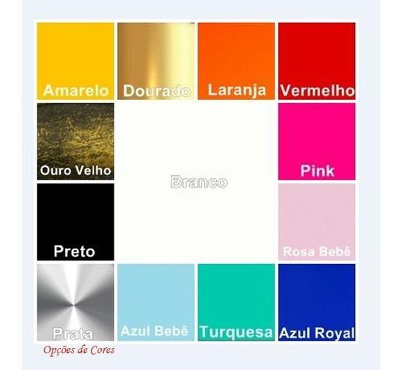 d20490f3b55c3 Espelho Decorativo Veneziano Retro 90 X 70 Cm Várias Cores - R  310 ...