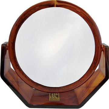 espelho dupla face com base plástico - marco boni