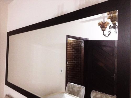 espelho grande para salão de beleza tam; 170x100 c/ moldura