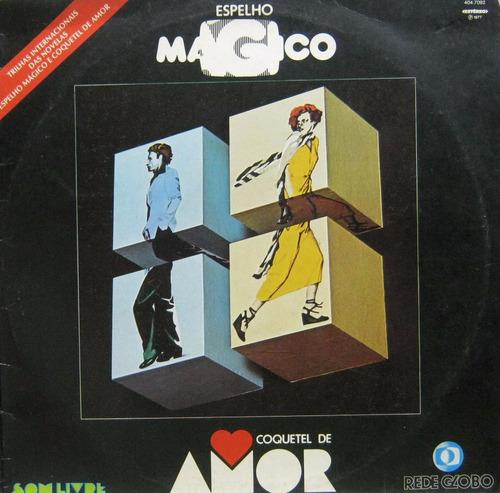 espelho magico coquetel de amor lp novela internacional