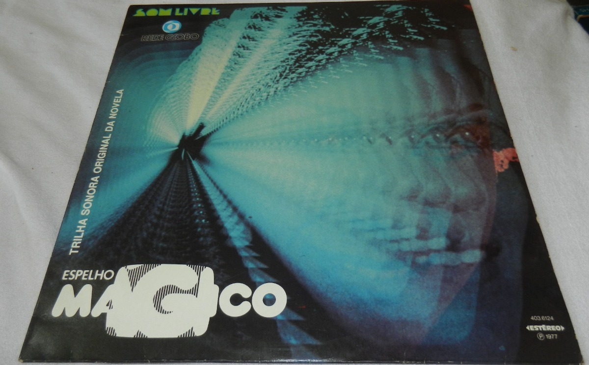 Espelho Magico Soundtrack Brazil Chico Buarque Joao Gilberto - $ 350 00