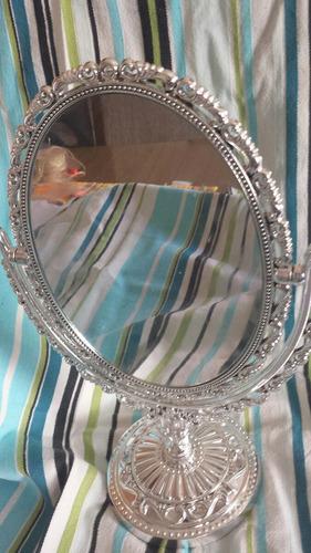 espelho maquiagem grande princesa