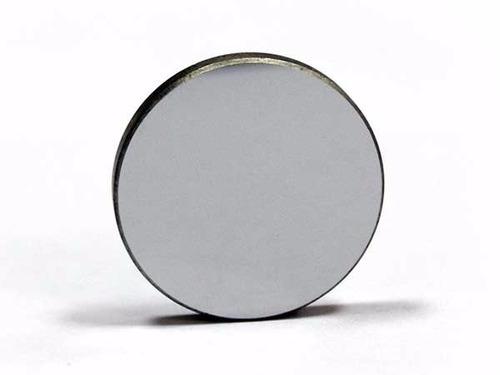 espelho mo 20mm - molibdênio - laser co2 - corte - gravação