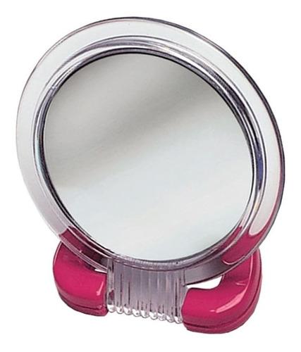 espelho normal e aumento - aumenta 2x com suporte marco boni
