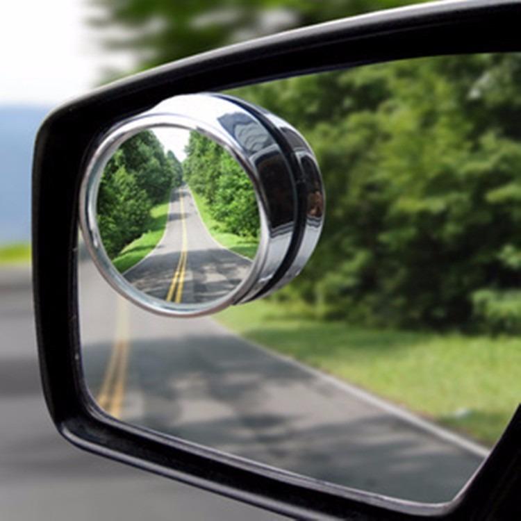 Espelho Retrovisor Auxiliar Convexo Universal Aux Ponto