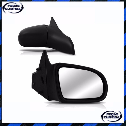 espelho retrovisor corsa 1994 / 2002 * hatch sedan pick up *