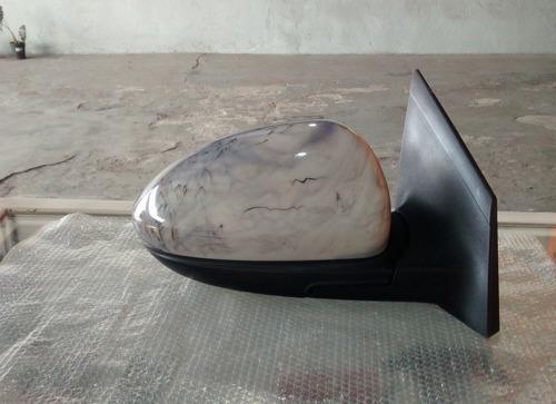espelho retrovisor cruze 2011/16 retrátil direito original
